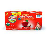 Earth's Best Organic Infant Yogurt