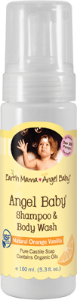 Earth Mama Angel Baby Foaming Soap