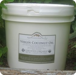Mountain Rose Herbs Organic Coconut Oil, Unrefined