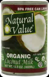 Natural Value Bpa Free Cans