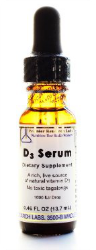 Premier Research Labs D3 Serum