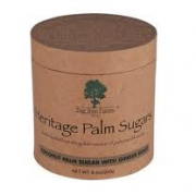 Coconut Palm Sugar with Ginger Root
