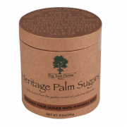 Coconut Palm Sugar with Turmeric Root