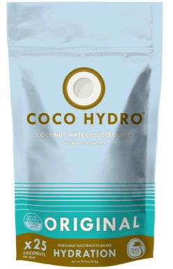 CocoHydro Coconut Water Electrolytes