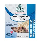Eden Small Vegetable Shells