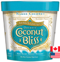Luna and Larry's Coconut Bliss Pints