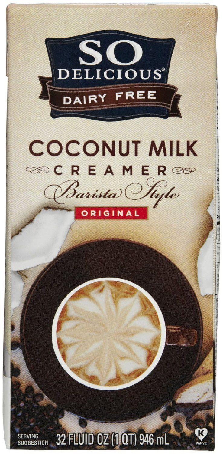 So Delicious Coconut Creamer