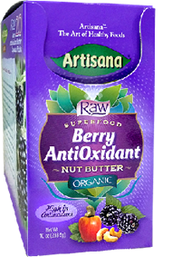 Artisana Organic Super Food Berry Antioxidant Nut Butter