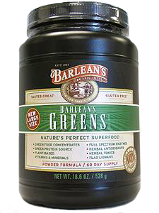 Barlean's Berry Flavored Greens