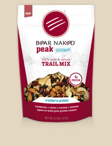 BearNaked Cranberry Protein Trail Mix