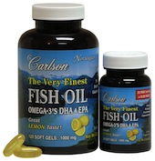 The whole journey product reviews carlson 39 s fish oil for Carlsons fish oil