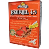 Ezekiel sprouted cereal