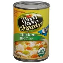 Health Valley Organic Soups