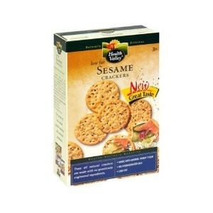 Health Valley Organic Sesame Crackers