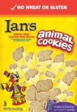 Ian's Gluten-free Animal Cookies