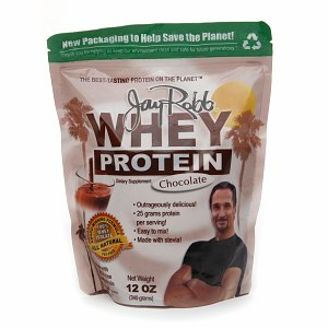 Jay robb protein review