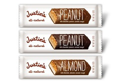 Justin's Milk Chocolate Peanut Candy Bar