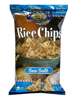 Lundberg Brown Rice Crisps
