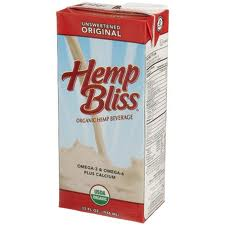 Manitoba Harvest Unsweetened Original Hemp Bliss