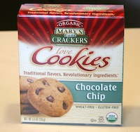 Mary's Gone Crackers Double Chocolate Cookies