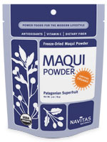Navitas Maqui Powder