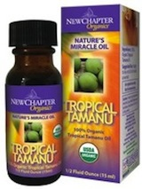 New Chapter's Tropical Tamanu Oil