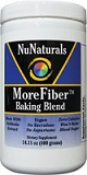 NuNaturals More Fiber Baking Blend