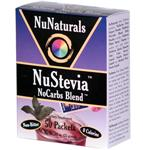 NuNaturals No Carb Stevia