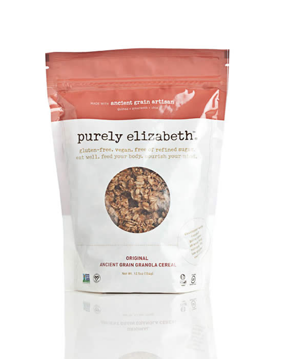 Purely Elizabeth Original Ancient Grain Granola Cereal