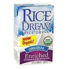 Rice Dream Enriched Rice Drink