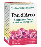 Traditional Medicinals Pau d' Arco Tea