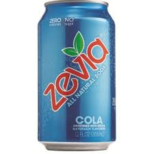 Zevia Natural Diet Soda