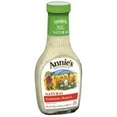 Annies Cowgirl Ranch Dressing
