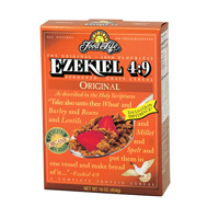 Food for Life Ezekiel 4:9 Sprouted Grain Cereal