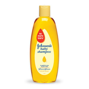 Johnson and Johnson Shampoo