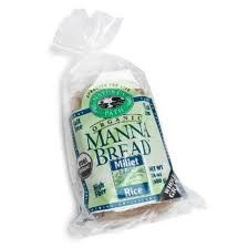 Manna Organics Millet Rice Sprouted Bread