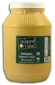 Nature Value Organic Mustard