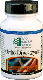 Orthomoleculars Orthodigestzyme