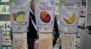 Natures All Organic Freeze Dried Fruits